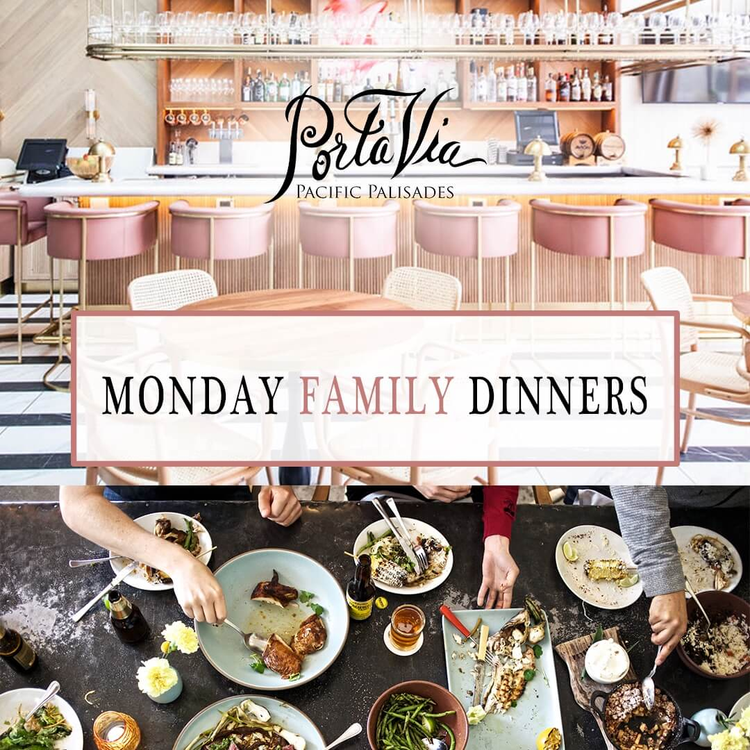 Monday Family Dinners