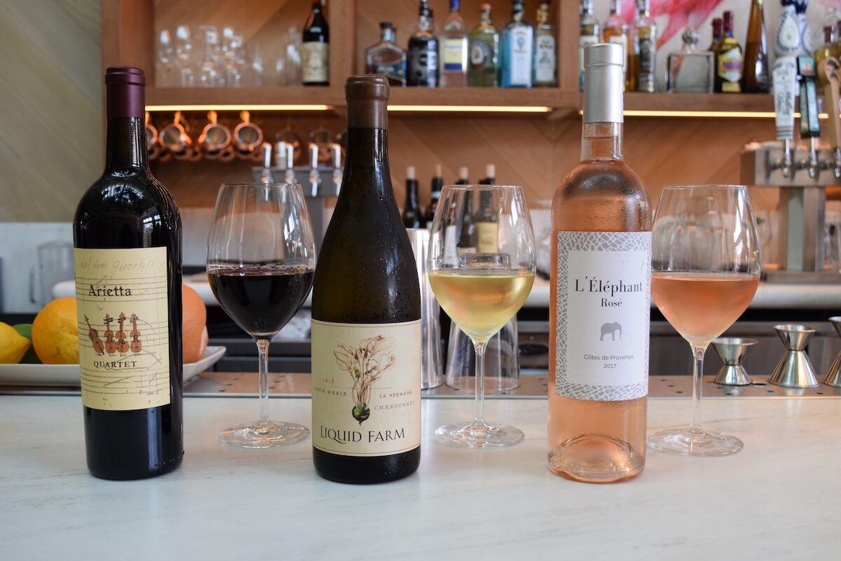 multiple wines
