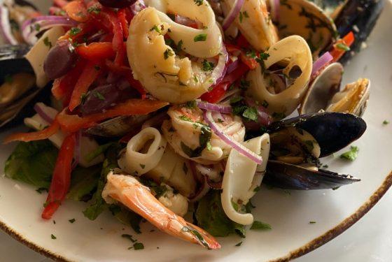 Seafood Salad - 2